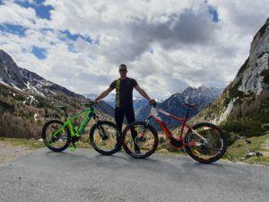 Električna kolesa CRUSSIS