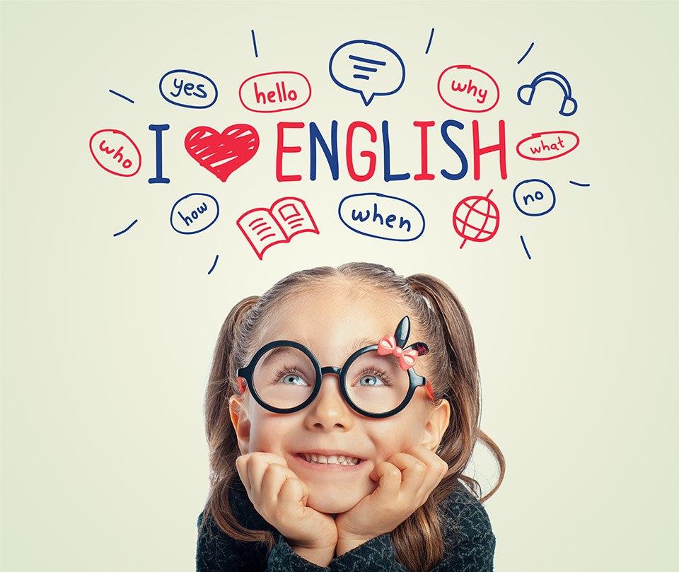 angleščina za otroke