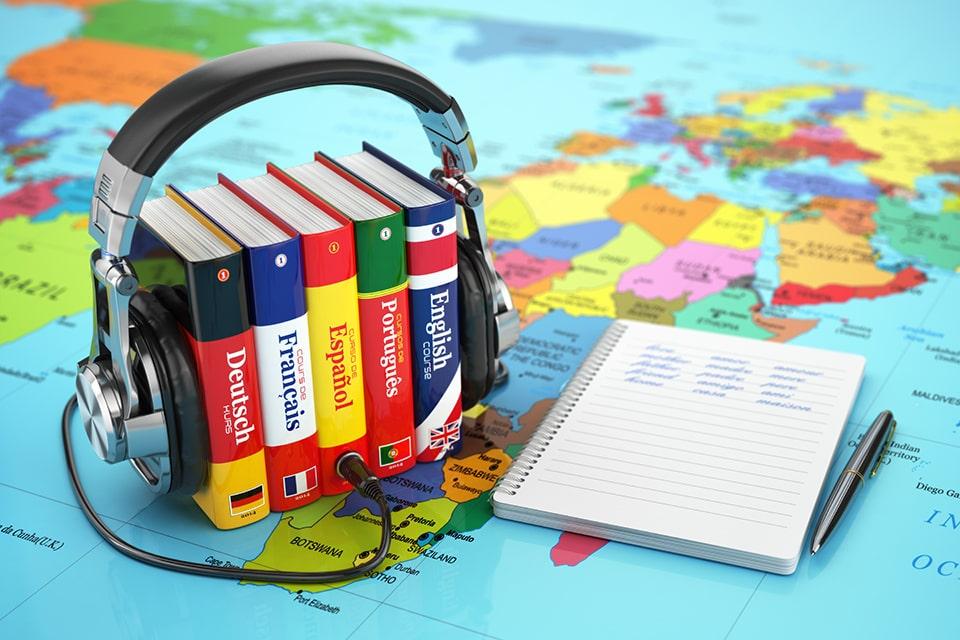 učenje tujih jezikov