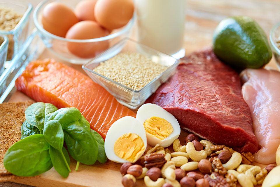 Proteini so po slovensko beljakovine