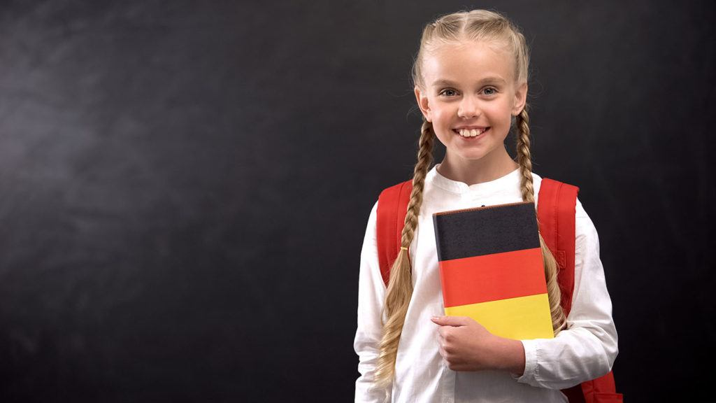 Učenje nemščine